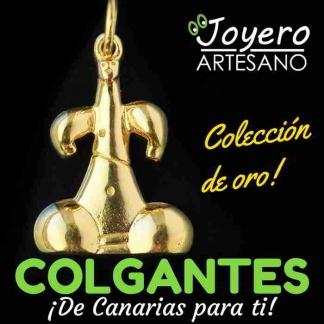 Colgantes de oro | Joyas de Canarias