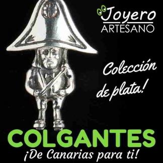 Colgantes de plata | Joyas de Canarias